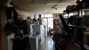 foto de la tienda de segunda mano en Mollet